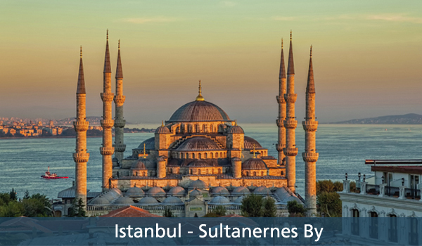 Istanbul - Sultanernes by