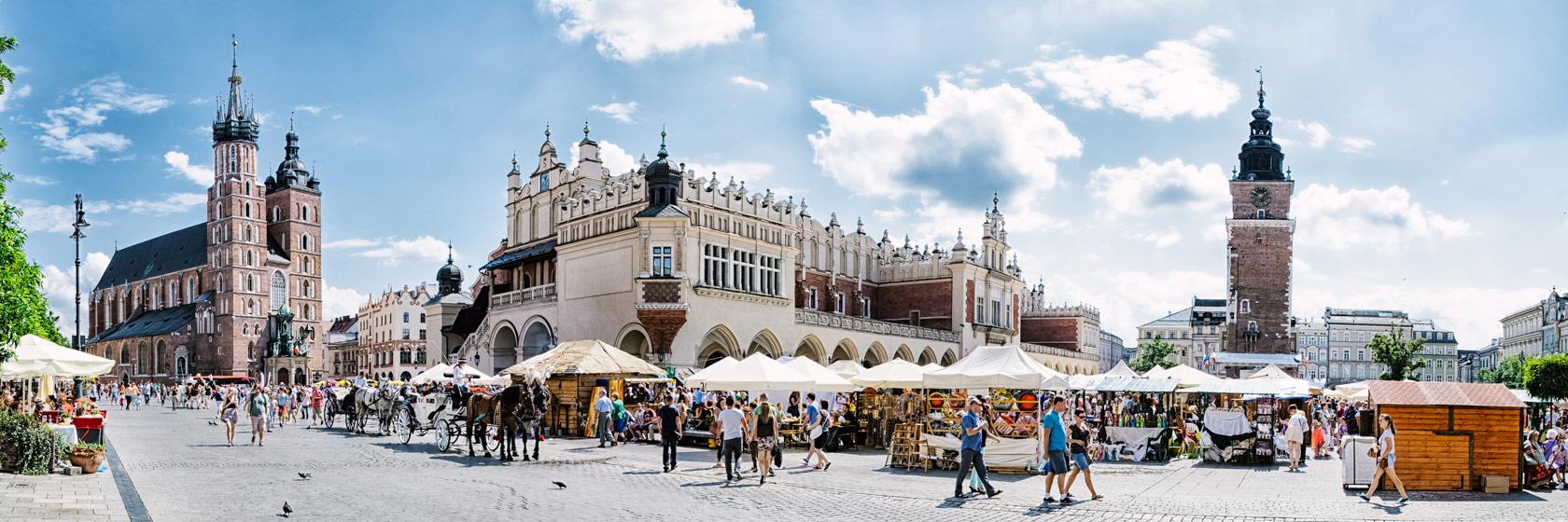 Polen-Krakow