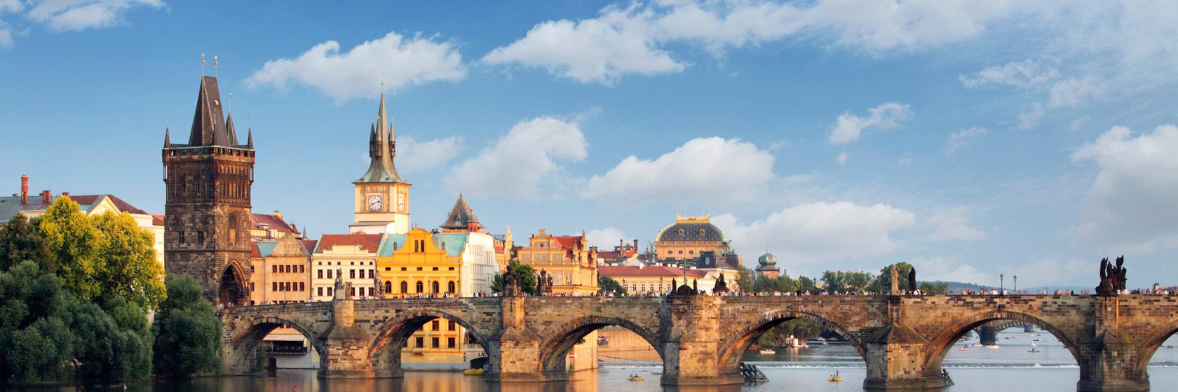 Tjekkiet-Prag
