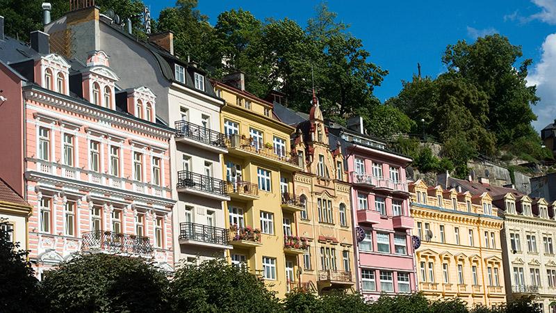 Tjekkiet-Karlsbad
