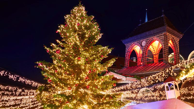Juletur til Lübeck, Hamborg & Kiel